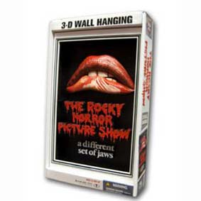 Poster 3D do Filme Rocky Horror da Mc Farlane