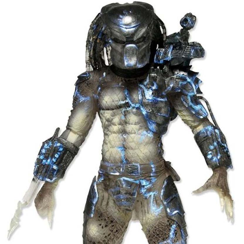 Predador Neca série 9 Predator Water Emergence
