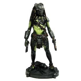 Predator / Predador com cabeça do Alien na base (Wolf)