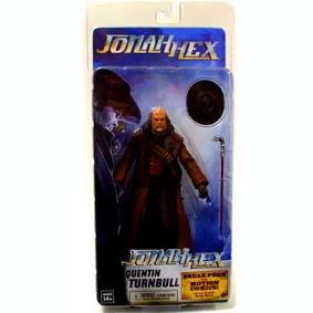 Quentin Turnbull (John Malkovich) - Jonah Hex - O Caçador de Recompensas