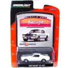Réplicas de Carros Miniaturas Greenlight 1/64 Shelby GT-350 (1965) R10 12680