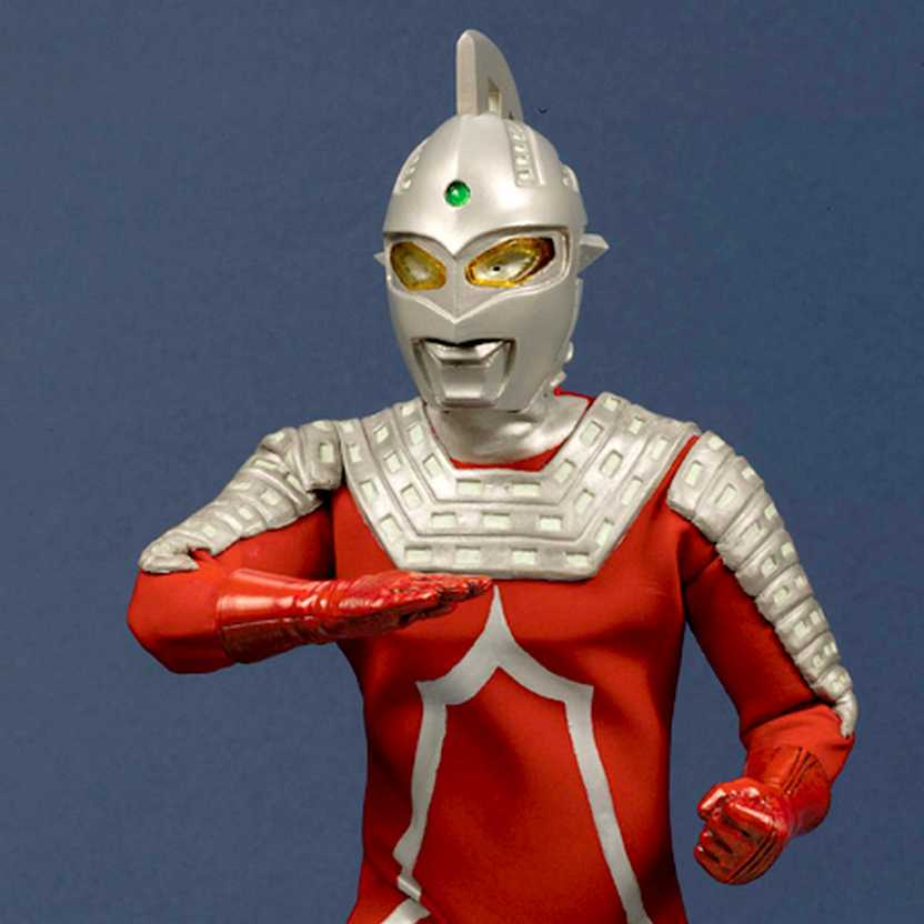 RAH Ultraseven (Ultra Seven) Real Action Heroes Medicom Toy 12 inch Action Figure