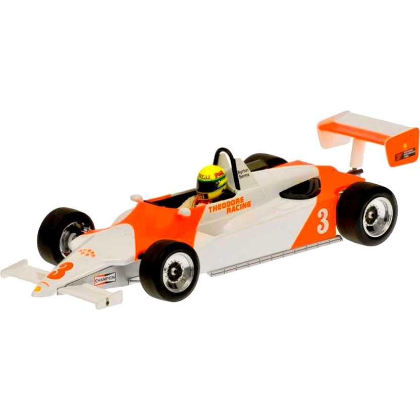 Ralt Toyota RT3 #3 Ayrton Senna (1983) Minichamps escala 1/18 winner Macau GP