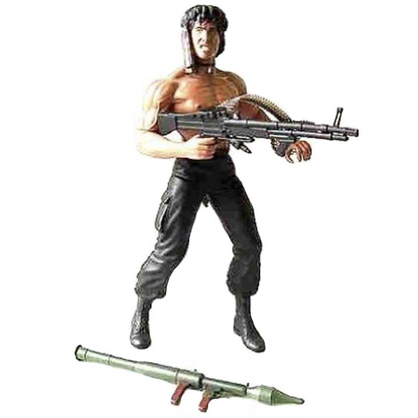 Rambo II - First Blood Part 2 ( Sylvester Stallone ) John Rambo marca N2 Toys