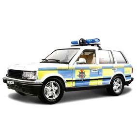 Range Rover da  Police (Polícia)