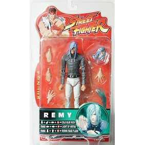 Remy (série 4) Street Fighter marca Sota Toys