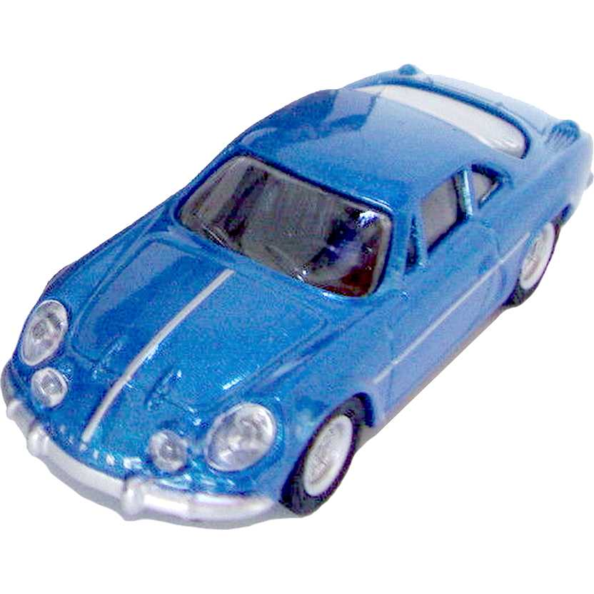 Renault Alpine A110 similar ao Willys Interlagos marca Norev escala 1/64