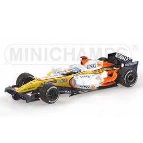 RENAULT F1 - Fernando Alonso Showcar (2008)