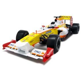 Renault F1 R29 #7 Fernando Alonso (2009)