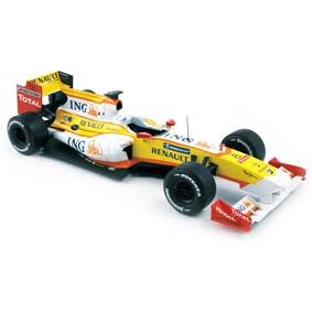 Renault F1 R29 #8 Nelsinho Piquet (2009)