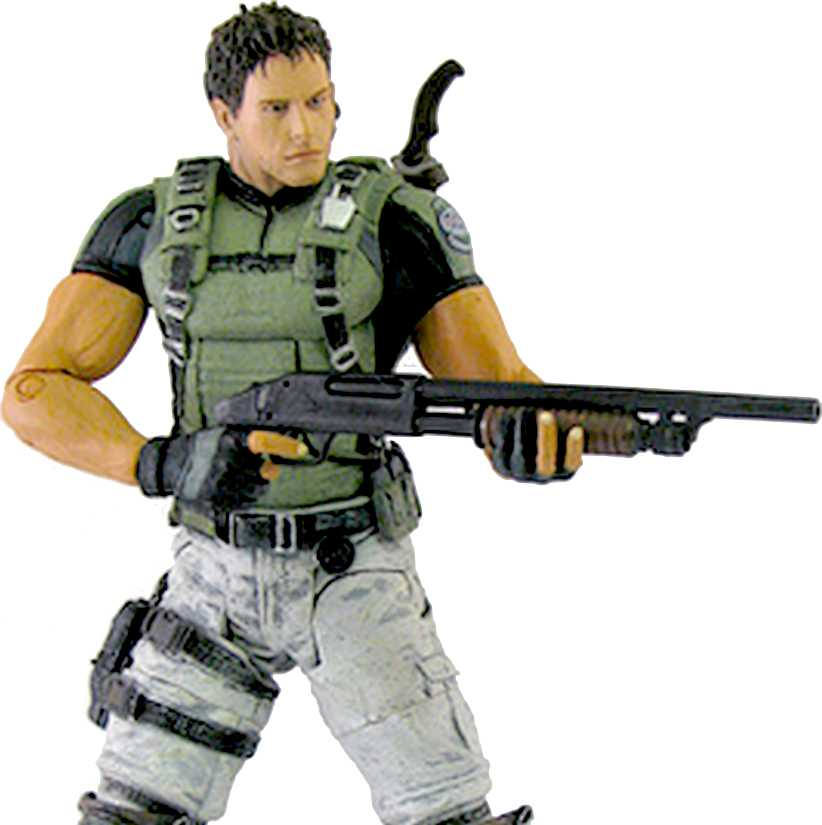 Resident Evil 5 - Chris Redfield (aberto)
