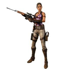 Resident Evil 5 - Sheva