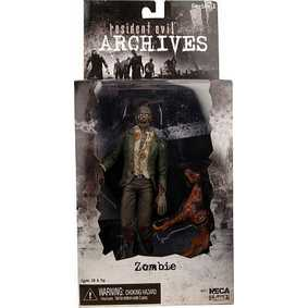 Resident Evil Archives Action Figure da Neca série 3 Crimson Head Zombie (Biohazard)