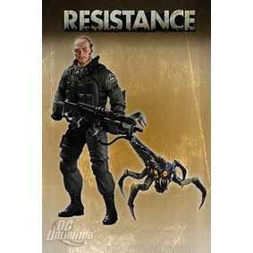 Resistence 2 - Nathan Hale e Swarmer (aberto)