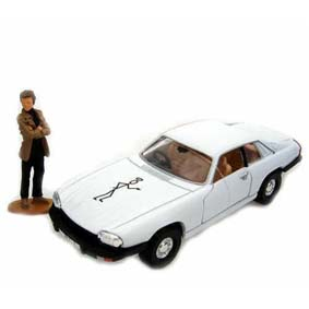 Return of the Saint (Jaguar XJS + 1 boneco) do seriado O Santo