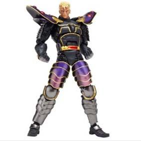 Revoltech Kaioh #19 Fist of the North Star Kenshiro