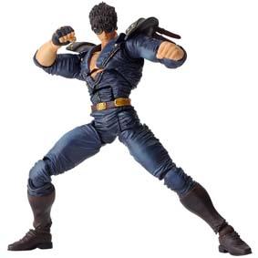Revoltech Ken #17 Fist of the North Star Kenshiro
