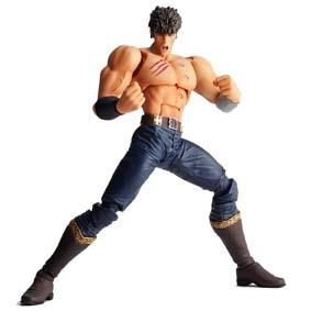Revoltech Ken final fight (18 articulações)
