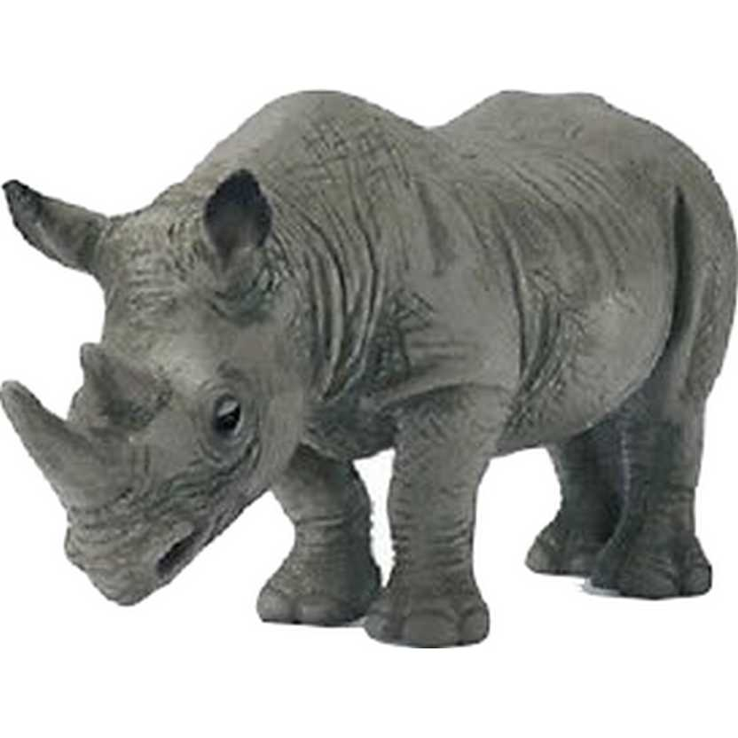 Rinoceronte Africano preto marca Schleich 14193 African Black Rhino