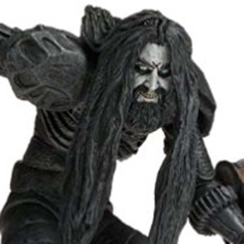 Rob Zombie (diorama 24x15x10 cm) Mcfarlane Action Figures