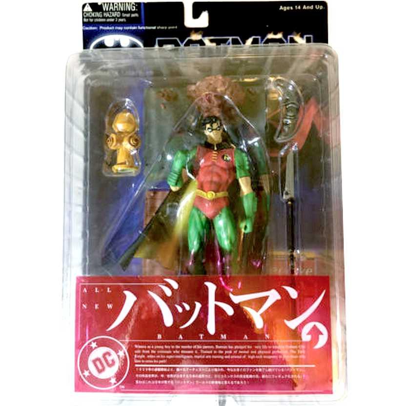 Robin Gothams Guardian Batman wave 1 Yamato action figures