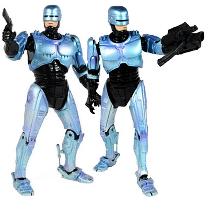 Robocop 3 Jetpack + Assault Cannon - 2014 NECA Movie (Aberto/Loose)
