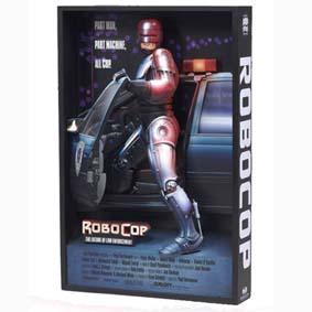 Robocop 3D Movie Poster
