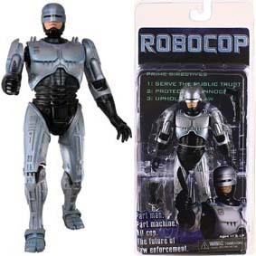 Robocop Neca 7 inch Action Figure ( Boneco Articulado )