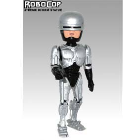 Robocop Xtreme Dform Statue Hollywood Collectibles Group (Head Knocker/Bobble head)