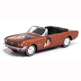 Rock Art Elvis Ford  Mustang (1965)