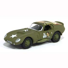 Rock Art Elvis Shelby Cobra Daytona (1966)