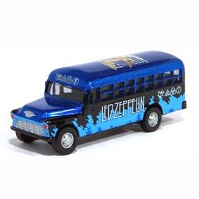 Rock Art Led Zeppelin Chevy Bus (1956)