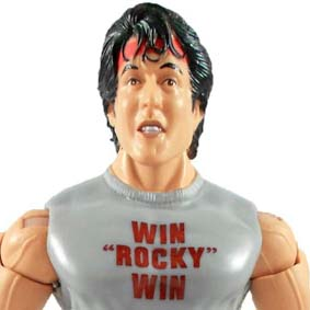 Rocky Balboa 2 Training Gear (aberto) Sylvester Stallone