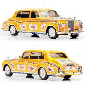 Rolls Royce Phantom V (1965 John Lennon - Mulliner Park Ward) TrueScale 1/43