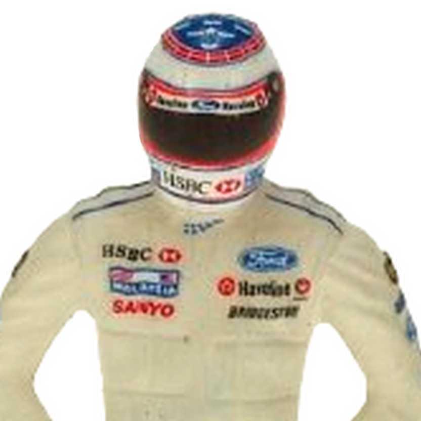 Rubens Barrichello (1997) F1 GP Ford Stewart marca Minichamps escala 1/43