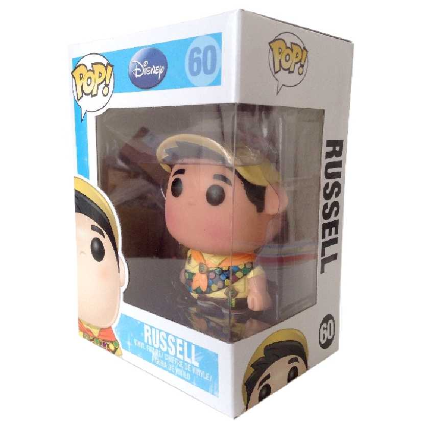 POP! Funko Disney series 5 num. 60 - Russell do filme Up Altas Aventuras Original