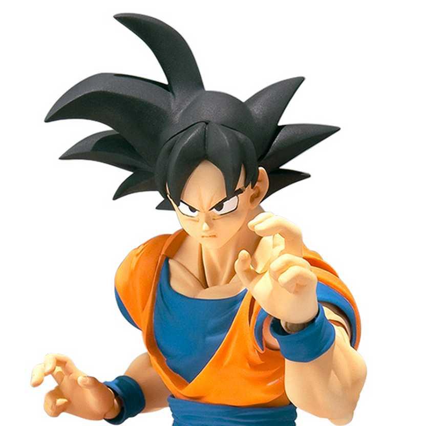 S. H. Figuarts Son Goku ( Gokou ) Dragon Ball Z : Bandai Action Figure (bonecos DBZ articulados)