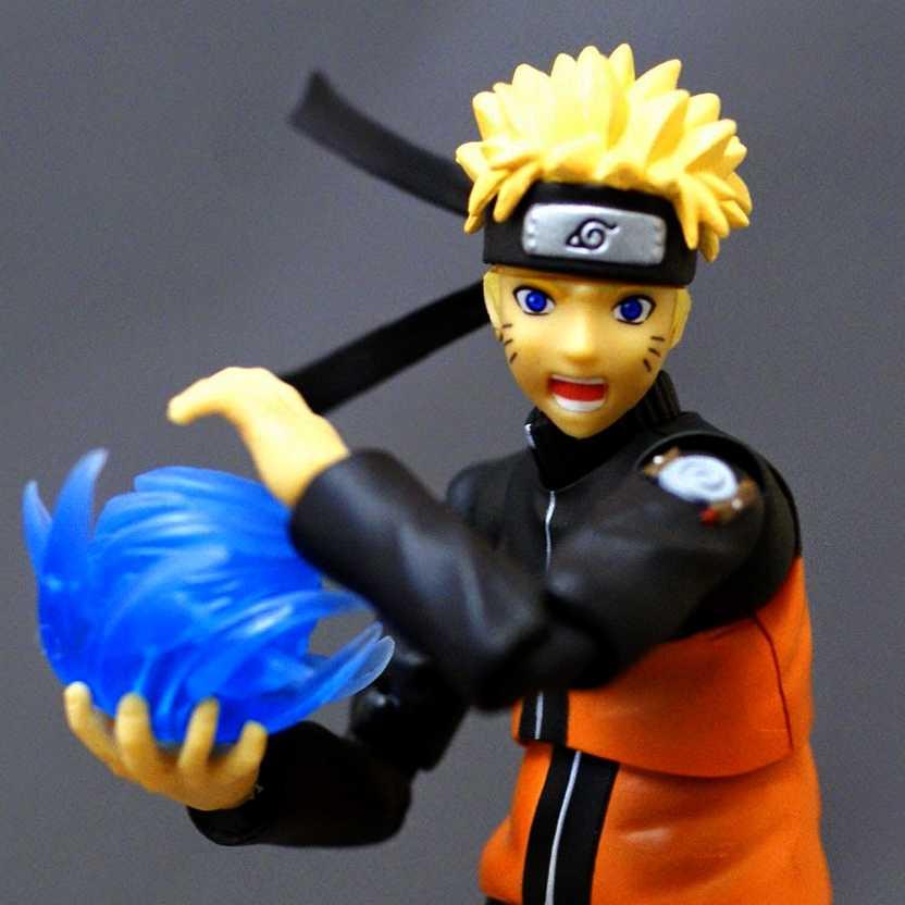 S.H. Figuarts Uzumaki Naruto Shippuden marca Bandai Action Figures