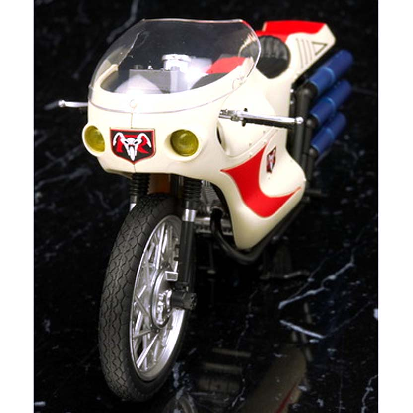 S.H.Figuarts Cyclone Motorcycle ( moto do Kamen Rider ) Bandai