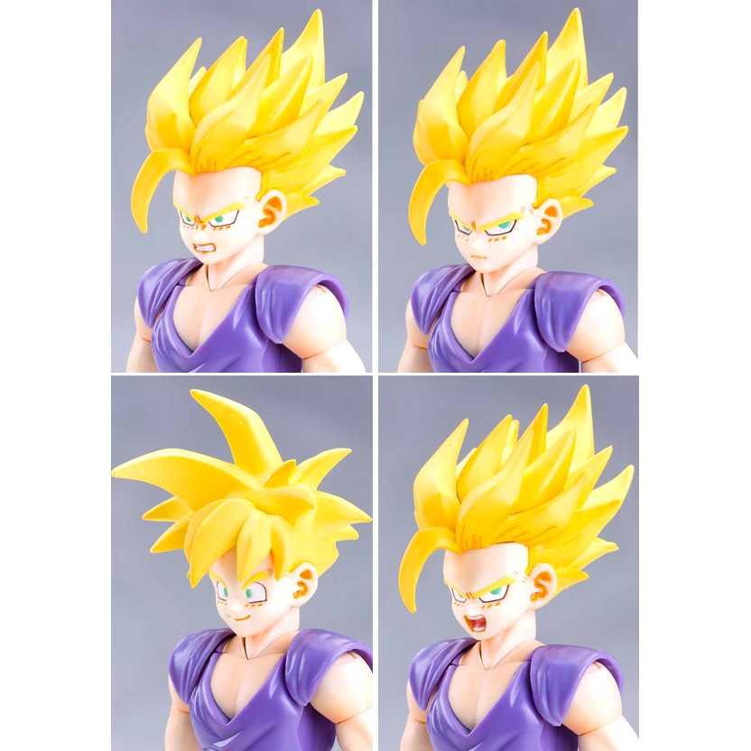 S.H.Figuarts Dragon Ball Z Super Saiyan Son Gohan - DBZ Bandai Action Figures
