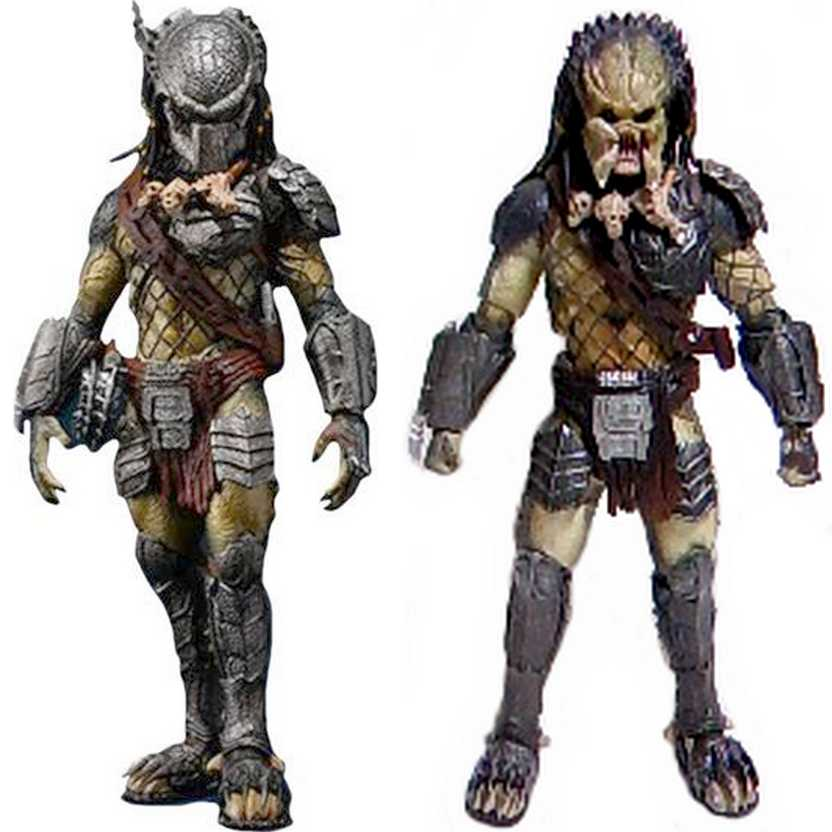 S.H.MonsterArts Predator Wolf do filme Alien vs Predador - Bandai Action Figures