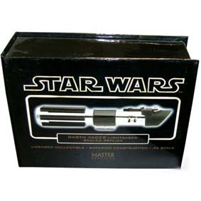 Sabre de Luz Star Wars Darth Vader Ep. IV Lightsaber Master Replicas