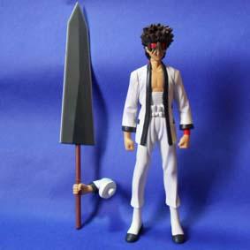 Sagura Sanosuke - Samurai X Rurouni Kenshin (aberto)