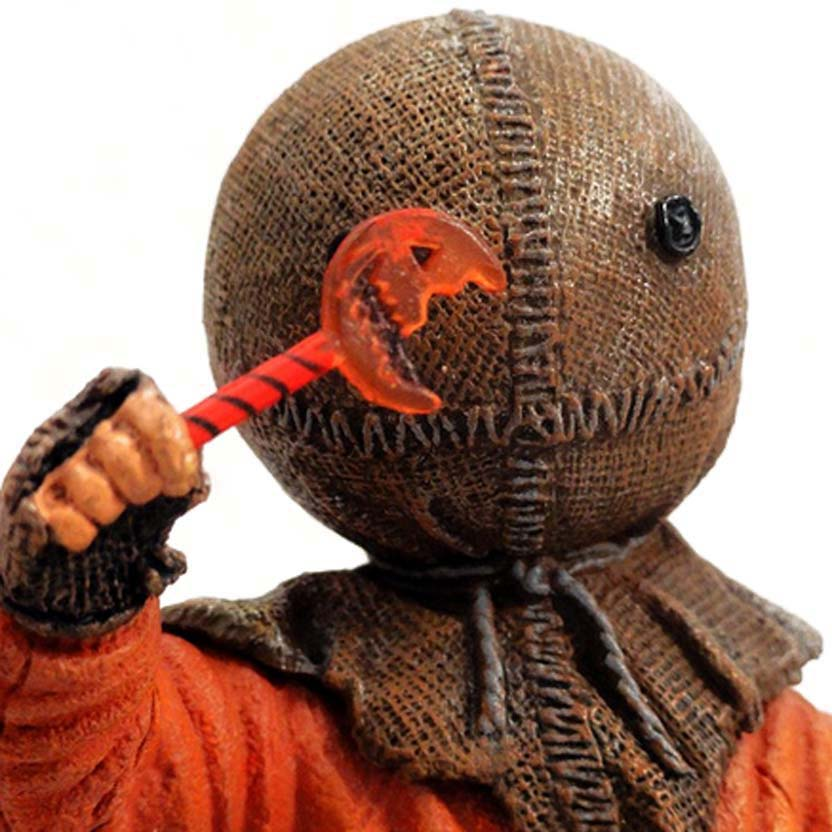 Sam do filme Trick or Treat (aberto) Halloween Cult Classics Neca action figure