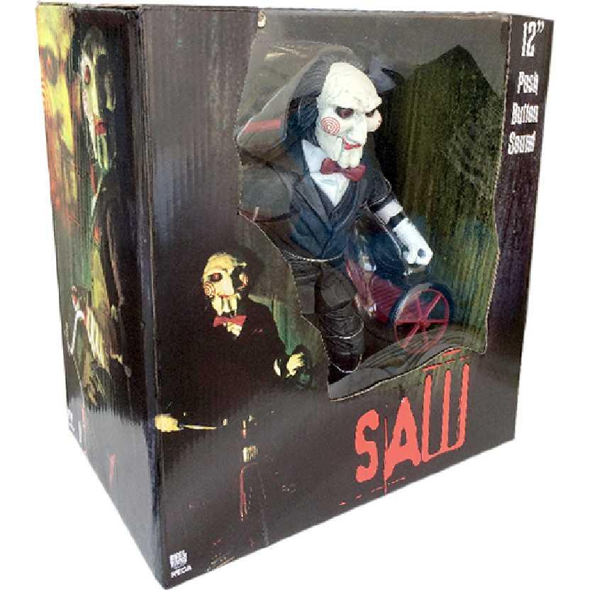 SAW Jogos Mortais Triciclo (com som) Billy The Puppet & Tricycle Saw