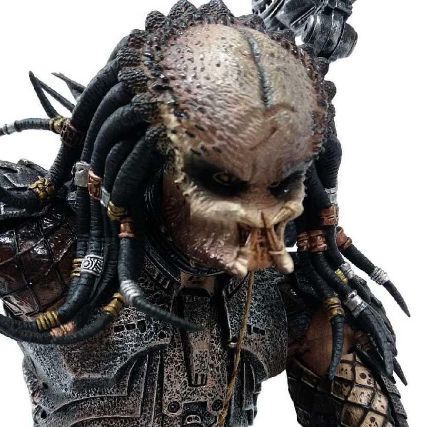 Scar Predator (Alien vs Predador) AVP Mcfarlane 12 action figures (ABERTO) Loose