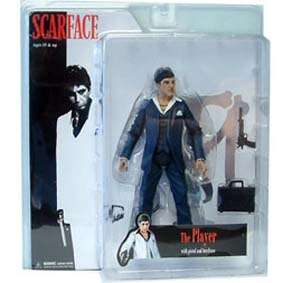 Scarface - The Player marca Mezco action figures