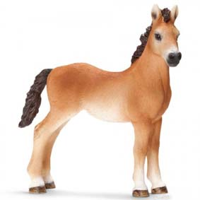 Schleich 2012 Catalogue - Potro Tennesse 13714
