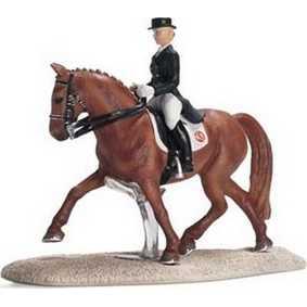 Schleich Brasil Miniatura de Amazona e seu cavalo 42035