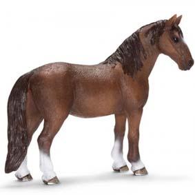 Schleich Cavalos lançamento Brasil 2012 - Égua Tennesse 13713